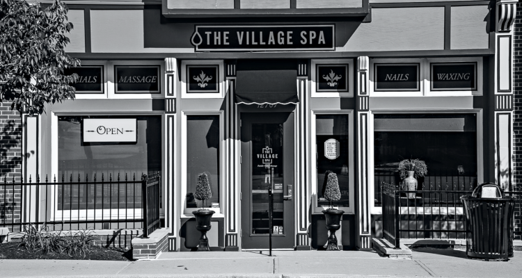 The Village Spa in The Village of Westclay